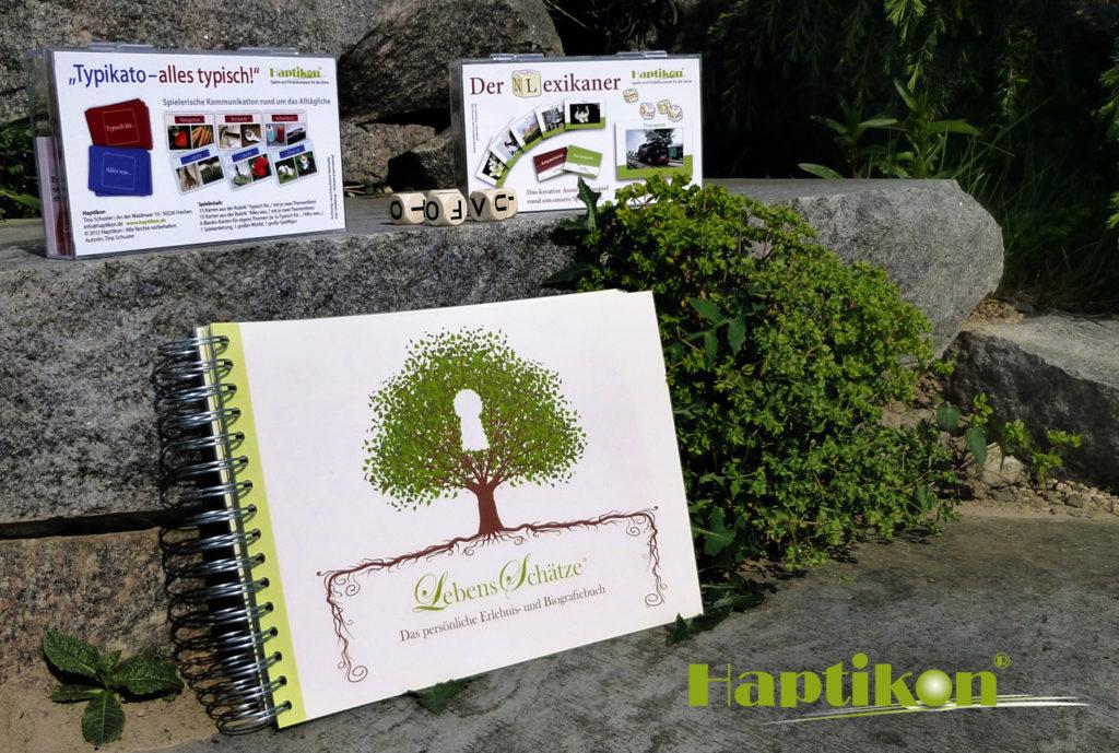 Produkte von Haptikon (Foto: Haptikon)