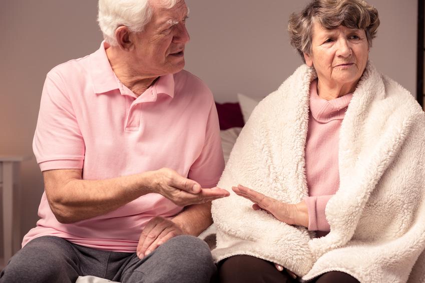 Sexuelle Bedürfnisse wandeln sich im Alter. Nähe und Zärtlichkeit gewinnen an Bedeutung,