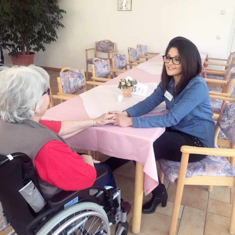 Liebt ihr Familienleben und ihren Beruf: Jennifer Gushiken (Foto: SSG)