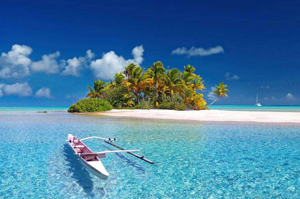 Strand Urlaub Insel