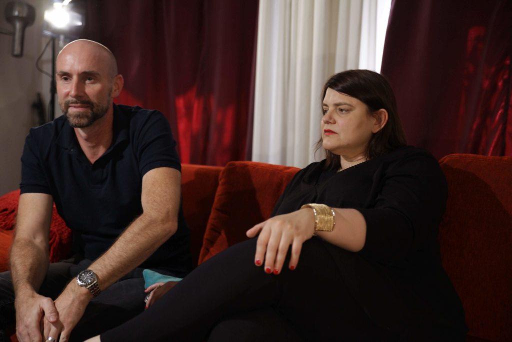 Marcus Jogerst-Ratzka und Yvonne Falckner