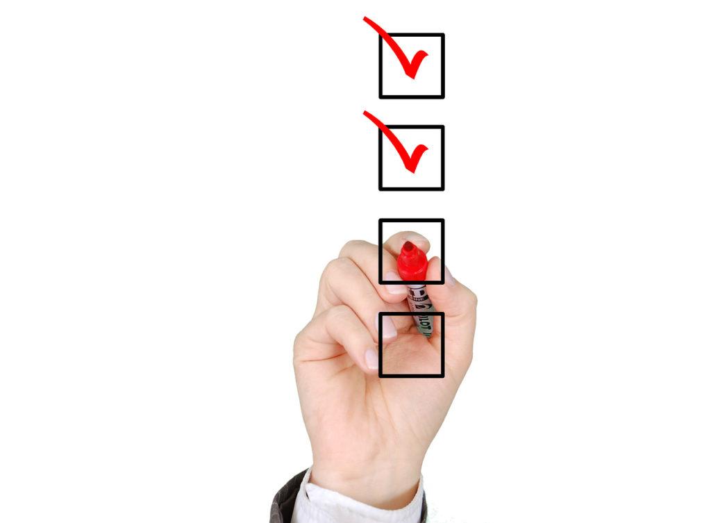 Checkliste