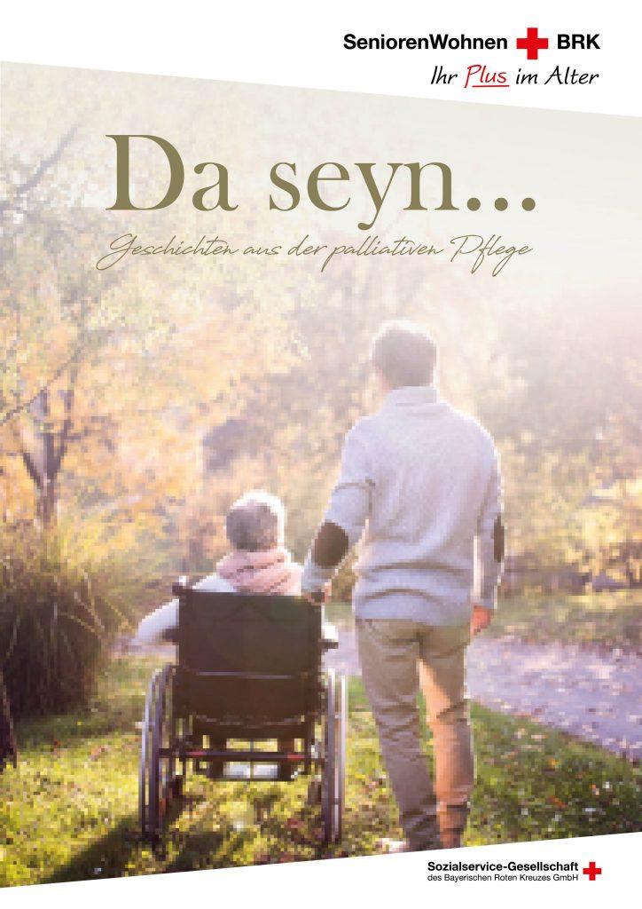 Da Seyn eine Buch aus der palliativen Pflege.